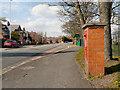 SJ5186 : Postbox on Birchfield Road by David Dixon