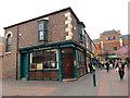NZ4920 : Engraver's shop, Middlesbrough by Robert Graham