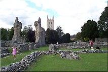 TL8564 : The Abbey Ruins by Carl Grove