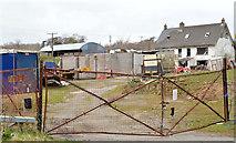 J4681 : Former scrapyard, Helen's Bay (2013) by Albert Bridge