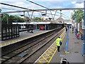 TQ4386 : Ilford railway station, Greater London by Nigel Thompson