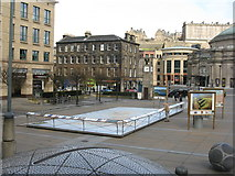 NT2473 : Festival Square by M J Richardson