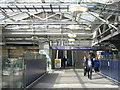 NT2573 : Waverley Station - the way out by M J Richardson