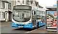J5383 : Bus, Groomsport by Albert Bridge