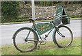 SE8383 : Bike from bygone days by Pauline E