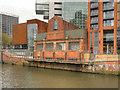 SJ8398 : The Pump House, Manchester by David Dixon