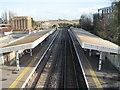 TQ1103 : Durrington-on-Sea railway station, West Sussex by Nigel Thompson