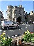 TR1458 : Westgate, Canterbury by Paul Harrop
