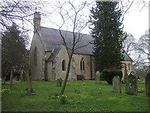 NY8667 : St Peter's Church, Newbrough by JThomas