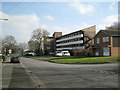 SP0565 : Auxerre House, Auxerre Avenue, Greenlands, Redditch by Robin Stott