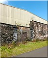 NS3980 : Old works entrance by Lairich Rig