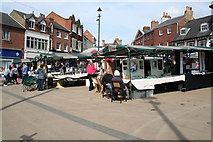 SK7519 : Melton Mowbray Arts and Crafts Fair by Kate Jewell