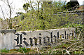 "J4773 : The ""Knightsbridge Inn"", Newtownards (site of) by Albert Bridge"