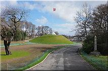 NJ9304 : Former Rose Mountain, Duthie Park by Bill Harrison