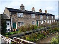 SE3008 : Barnby, Yorkshire: Cottages near Barnby Basin by Dr Neil Clifton
