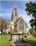 SO8700 : Holy Trinity, Minchinhampton by Philip Pankhurst