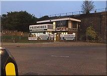 TQ7369 : Rochester Bridge railway station (site), Kent by Nigel Thompson