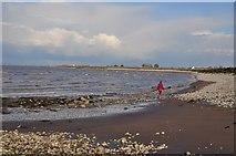 ST2146 : West Somerset : Coastal Scenery by Lewis Clarke