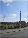 NS5164 : CCTV, Craigmuir Road by Richard Webb