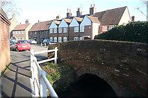 TQ0487 : Misbourne bridge by Graham Horn