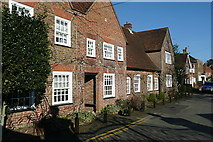 TQ0487 : Houses in Denham village by Graham Horn