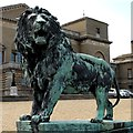 TF8842 : The Holkham lion by Tiger