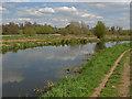 TQ0153 : River Wey Navigation by Alan Hunt