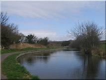SD4764 : Lancaster Canal south of Foley Farm by John Slater