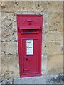 SP1439 : Victorian post box on Lower High Street by Ian S