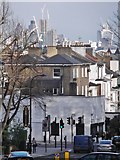 TQ2784 : View from Haverstock Hill NW3 by Robin Sones