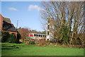 SU9744 : Godalming Fire Station by N Chadwick