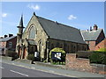 NZ2755 : Church on Station Lane, Birtley by JThomas