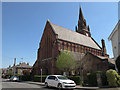 TQ1870 : St Luke's church, Kingston-upon-Thames: north end by Stephen Craven