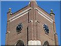 TQ1769 : All Saints, Kingston: clock faces by Stephen Craven