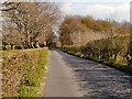 SD5909 : Haigh, School Lane by David Dixon