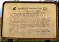 SC2781 : Information Board, Tynwald Hill by David Dixon