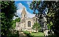 TF0705 : Barnack Church by Kim Fyson