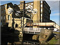 SE1416 : Quay Street Locomotive Lifting Bridge by Stephen Armstrong