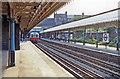 TQ4284 : East Ham station, 1991 by Ben Brooksbank