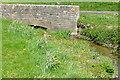 SU6496 : Stream at Berrick Road by Graham Horn