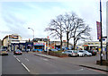 TQ3572 : In front of Forest Hill Station by Des Blenkinsopp