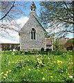 SU6793 : St. Nicholas's church by Graham Horn