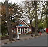 SO7845 : Willows News, Great Malvern by Jaggery