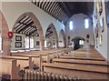 NT9130 : Interior of St Gregory's Church by Barbara Carr