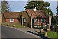 TQ2149 : West Lodge by Ian Capper