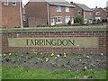 NZ3652 : Farringdon area entrance by rob bishop