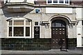 SK7519 : The King's Head frontage, Nottingham Street, Melton Mowbray by Robin Stott