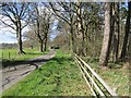 NU0512 : Road, Eslington Park by Richard Webb