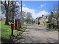 NU0711 : Telephone box, Whittingham by Richard Webb