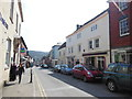 ST7593 : The Cotswold Way on Long Street by Ian S